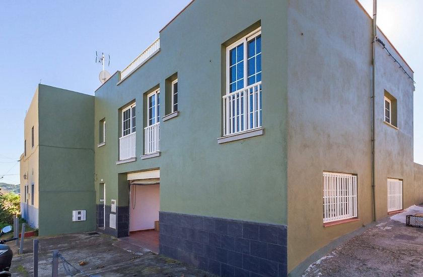 CV-20206-D Casa 4D, 4B, Barbacoa, Garaje, Terreno La Laguna - Tenerife
