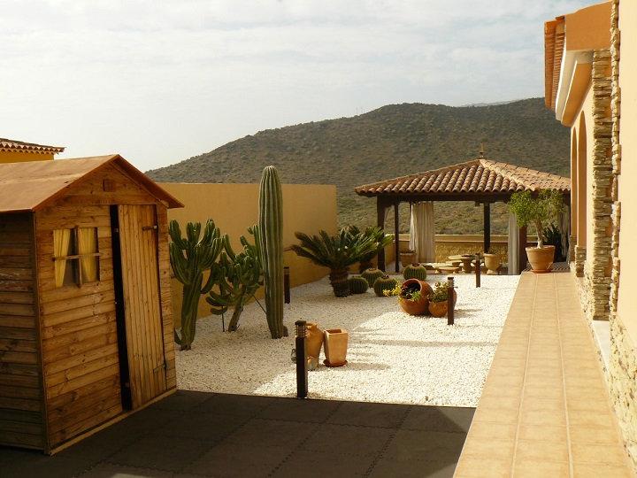 CV-012-D Villa en Torviscas Alto