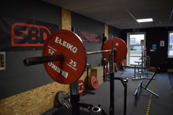 Powerlifting Area