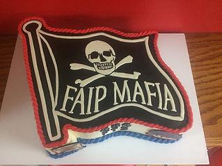 FAIP Mafia Cake