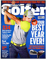 """Golf Buggies Just Went Up A Gear"" says Today's Golfer, a UK Magazine"