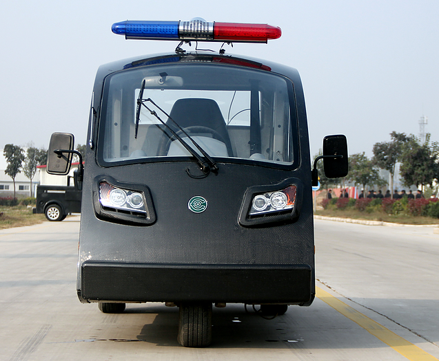 Ecocruise Service Vehicle (ECP)