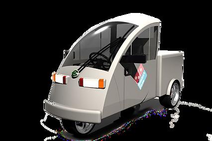 Ecocruise Service Vehicle