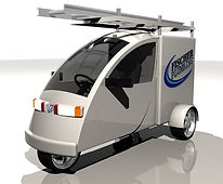 Ecocruise Service/Delivery Vehicle