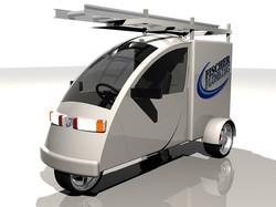 Ecocruise Service Vehicle (ECV)