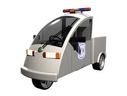 Ecocruise Service Vehicle (ECU)