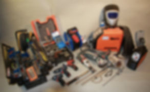 Lej en smed | værktøjspakke | Faber Staffing