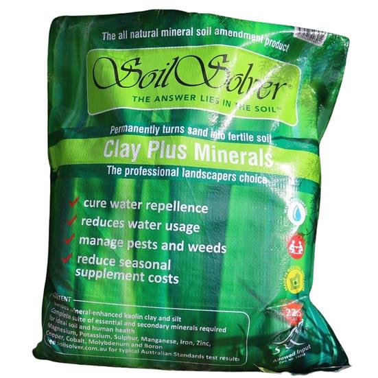 Soil Solver Clay Plus