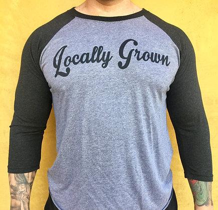 Locally Grown - 3/4 Sleeve