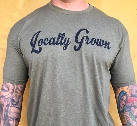 Locally Grown - Short Sleeve
