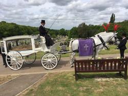 Horse drawn at Parndon Wood-005 (2)