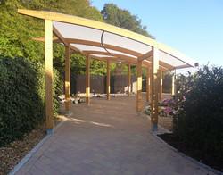 Woollensbrook garden