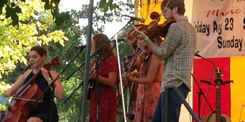 The Tumbleweed Festival