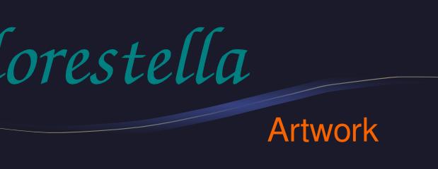 Florestella Artwork ist endlich geboren!
