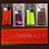 Thumbnail: Leder Schlüsselbund mit Santiago Logo und typischen Symbolen