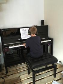 Klavierüben