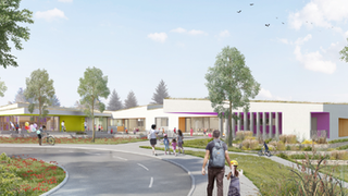 Groupe scolaire - Jeuxey