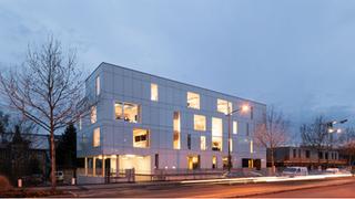 Immeuble de bureau gestion et stratégies - Strasbourg