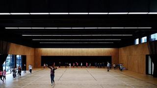 Gymnase et espace culturel - Wissembourg