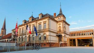 Hôtel de ville - Bischhiem