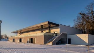 Halle de sport du stade joffre lefebvre - Lingolsheim