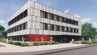 Immeuble de bureaux CBA - Strasbourg