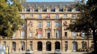 Les bureaux de la Bourse - Strasbourg