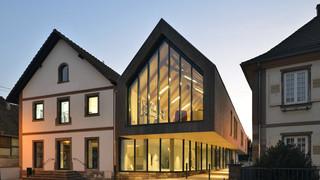 Foyer parroissial et bibliothèque Municipale - Weyersheim