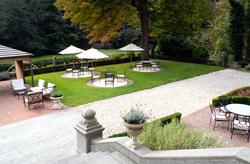 Kasteel de Wittenburg Tuin