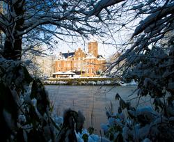 Kasteel de Wittenburg Winter