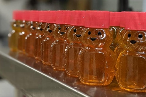 Infinite Zion Farms 100% Pure Honey