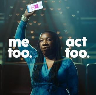 'me too.' Act Too
