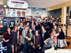 High Fidelity Cast and Band