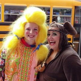 Mrs. Mayor and the Sour Kangeroo
