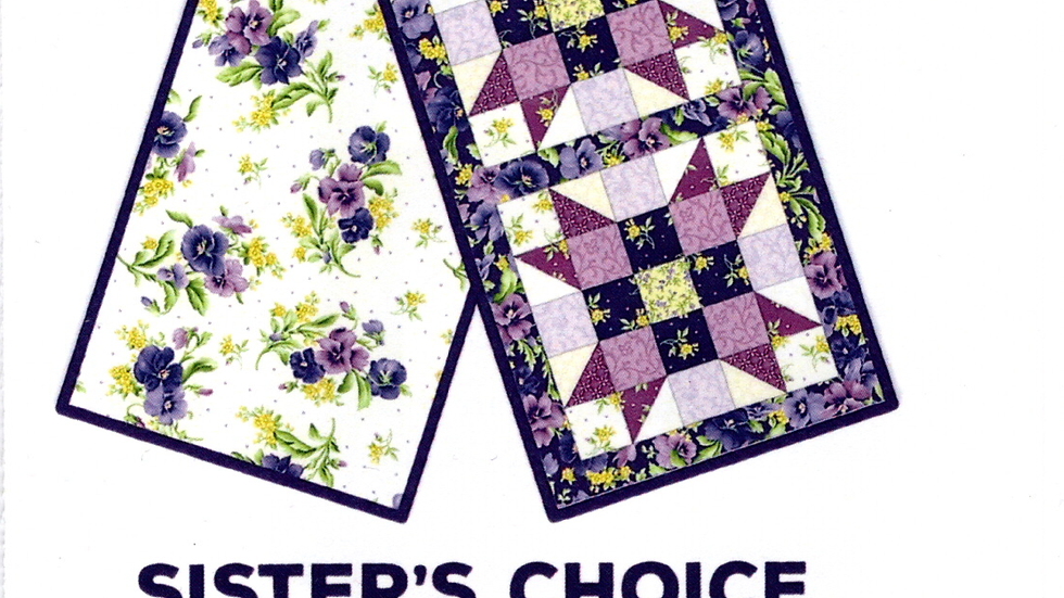 Sister's Choice Table Runner