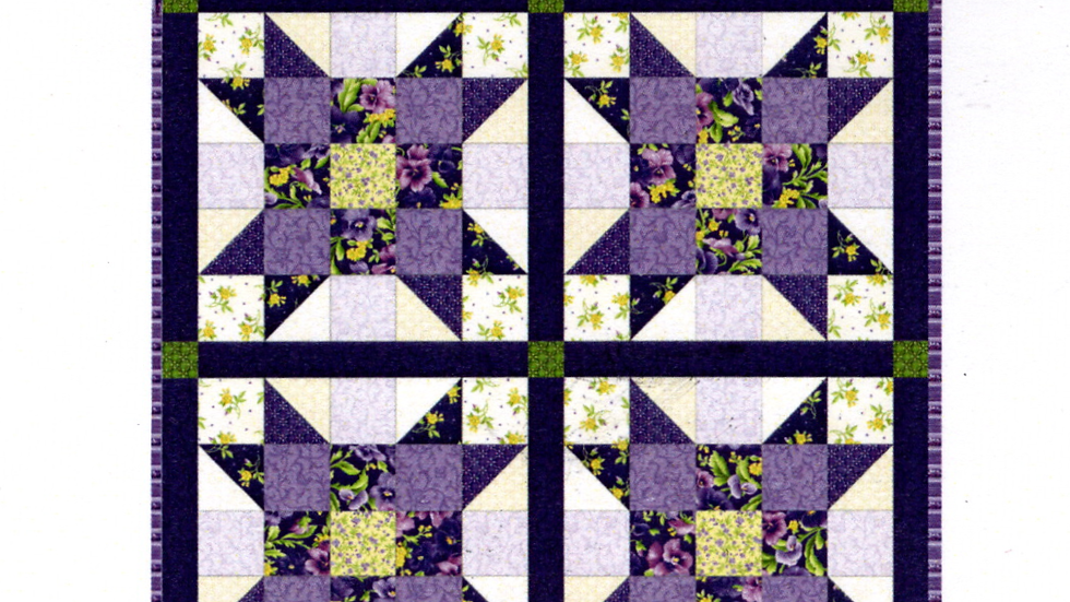 Sister's Choice Quilt