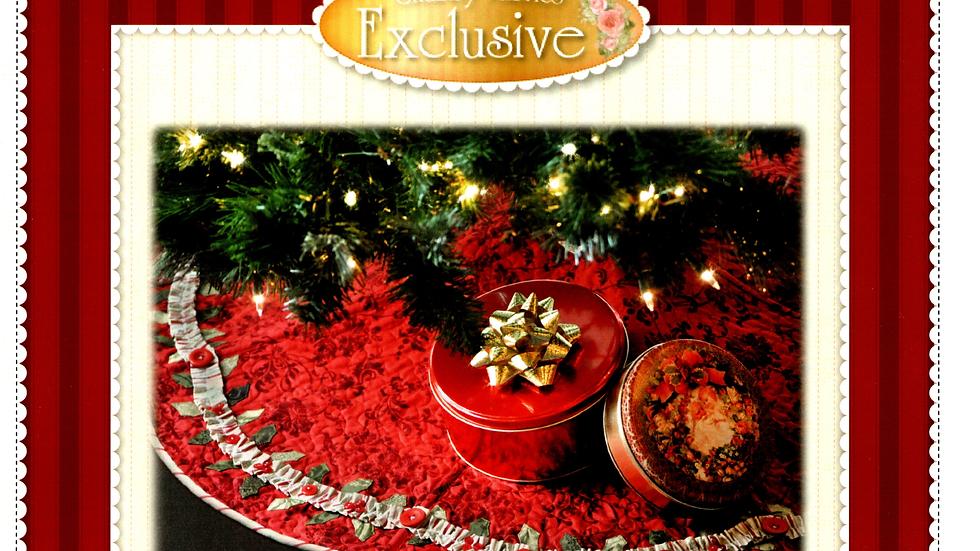 Enchanted Holiday Tree Skirt