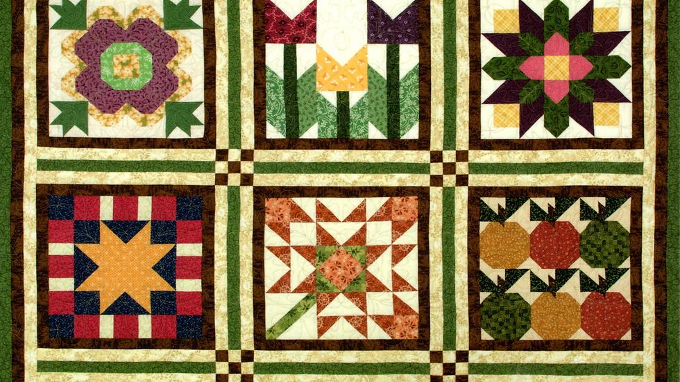 Beautiful Blocks for Beautiful Quilts