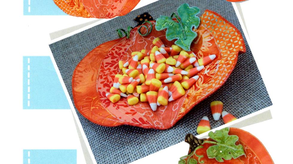 Pumpkin Party Bowls