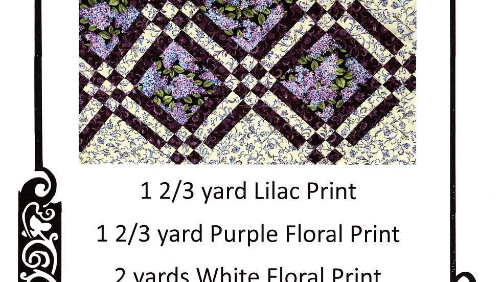 Lilac Lap Quilt