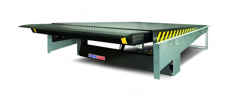 Dock Leveller Feed Lip X-Series
