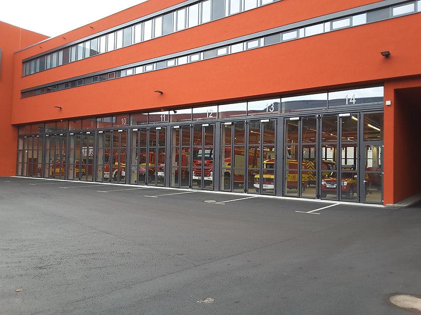 Falttor Industrietore