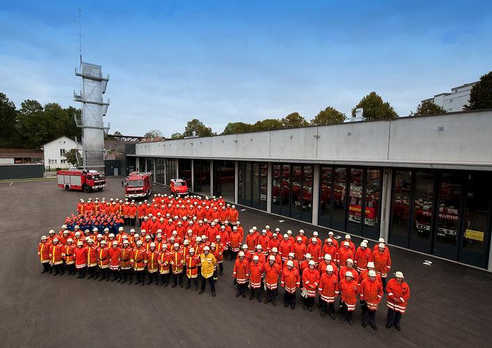 Feuerwehr Tore Industrietore