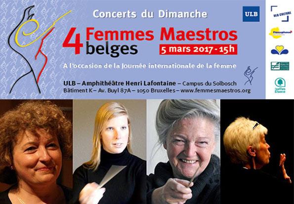 Femmes Maestros