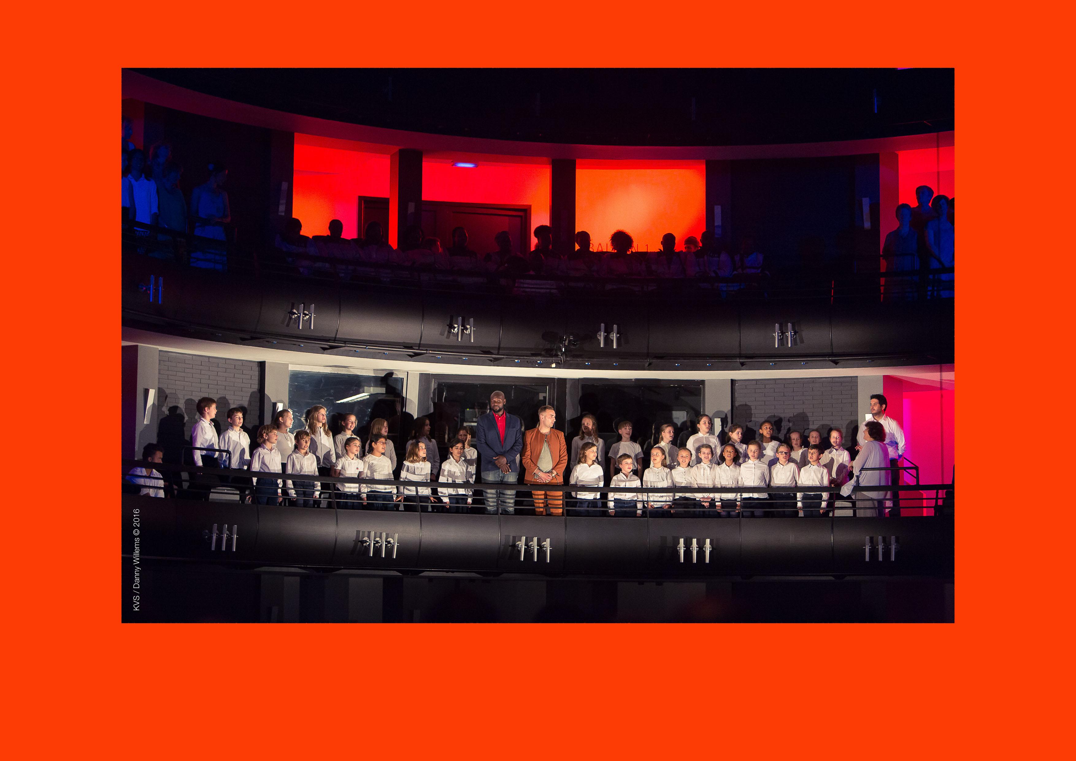 Concert au KVS 2016