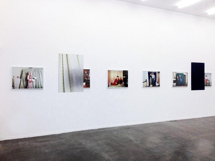 Installation view, PRIVET GERMANIA 2017,  Kunstraum Potsdam, Potsdam, D