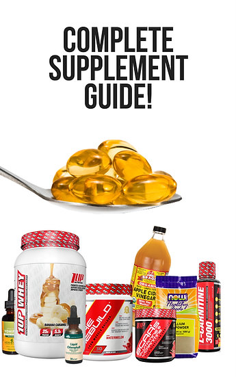 COMPLETE SUPPLEMENT GUIDE