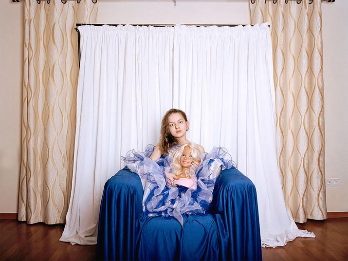KUKLA, Analog / Digital Fine Art Print / Baryta 60 x 80 cm