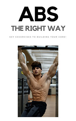 ABS Ebook: My staple core exercises