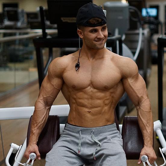 8 Week Diet + Workout Plan